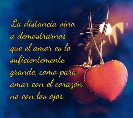 Frases De Amor A Distancia Para Dedicar Cortas y Bonitas