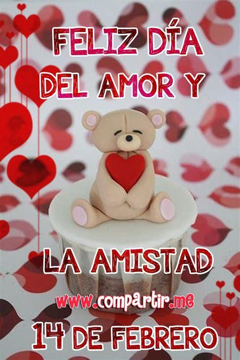 Frases de amor: Feliz día del amor y de la amistad tarjeta ...