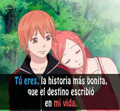 Frases De Amor | •Anime• Amino