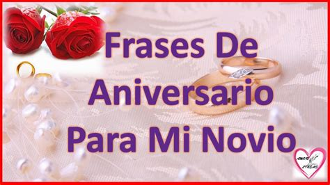 Frases De Aniversario Para Mi Novio   Te Amo Mi Amor ...