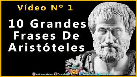 Frases de Aristóteles   10 de sus Mejores Citas Célebres ...