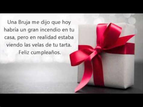 frases de cumpleaños originales   YouTube