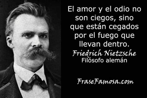 Frases de Friedrich Nietzsche   Frases de Amor   Frase ...