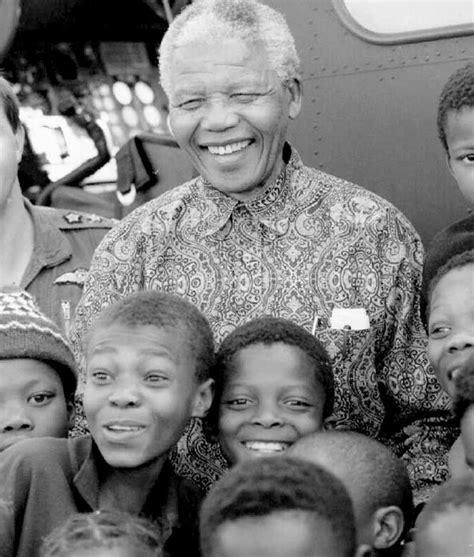 Frases de libros y películas: Nelson Mandela, discurso 1994