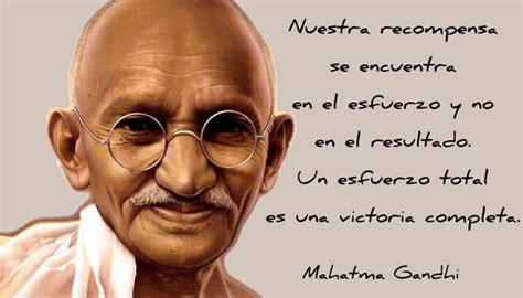 Frases de Mahatma Gandhi   KAIZENLAND