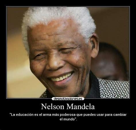 Frases De Nelson Mandela Invictus