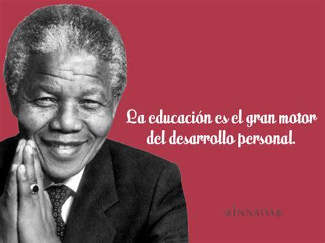 Frases de Nelson Mandela sobre la paz, libertad, racismo y ...