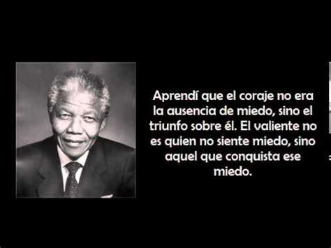 FRASES DE NELSON MANDELA   Sus frases célebres, Famosas ...