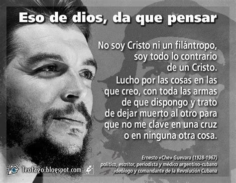 Frases del Che Guevara   Imágenes   Taringa!