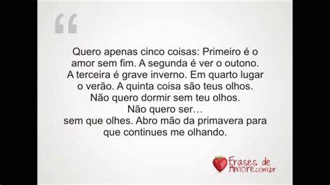 Frases Lindas de Amor   YouTube