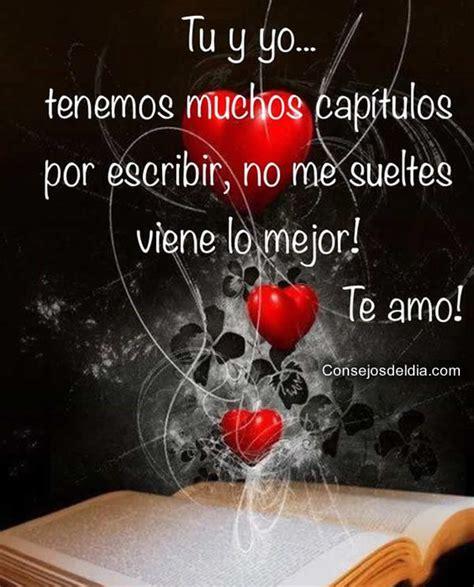 Frases lindas: Juntos por siempre mi amor   Consejosdeldia.com