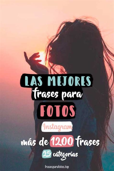FRASES para FOTOS de Instagram y Tumblr 【 2020 】 Frases TOP