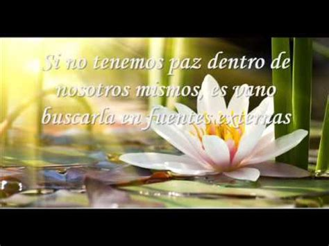 Frases paz interior   YouTube