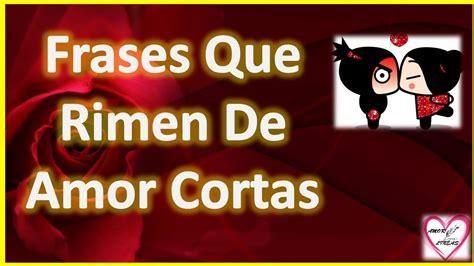 Frases Que Rimen De Amor Cortas Para Tu Novia   Poemas Que ...