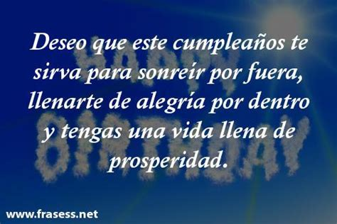 ¡Frases y Felicitaciones de Cumpleaños que TE ENCANTARÁN!