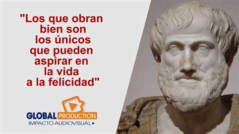 Frases y Pensamiento de Aristóteles   YouTube