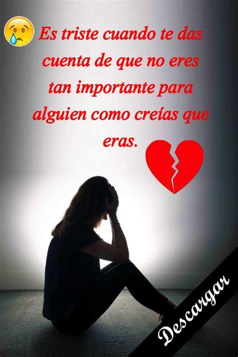 Frases Y Poemas_Tristeza Y Dolor De Amor   Soledad for ...