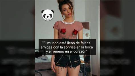 FrasesPara Falsas Amistades INDIRECTAS ••   YouTube