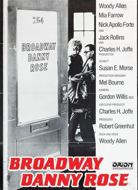 Frasi del film Broadway Danny Rose