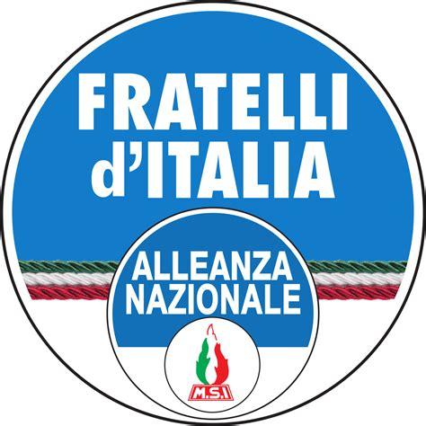 Fratelli d Italia   Alleanza Nazionale   Wikipedia