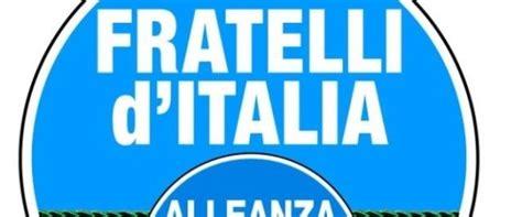 Fratelli D Italia nuovo simbolo, c è anche il logo di ...