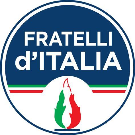 Fratelli d Italia  partito politico    Wikipedia
