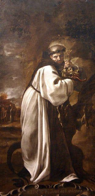 Fray Juan de Ledesma   Valdés Leal, 1.657. Monasterio de ...