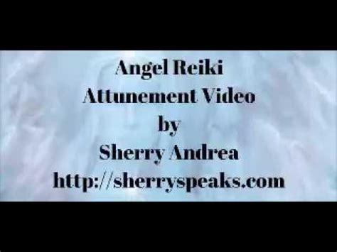 Free Angel Reiki Attunement #reiki   YouTube
