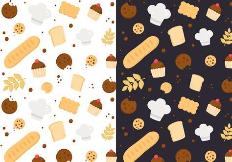 Free Bakery Pattern Vector   Download Free Vectors ...
