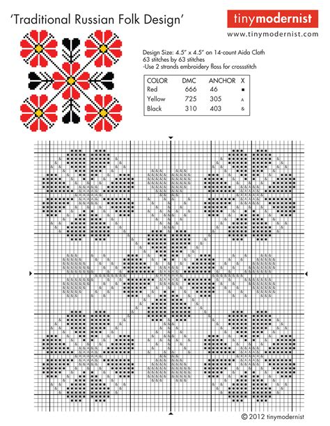 FREE Cross Stitch Patterns   Tiny Modernist Cross Stitch Blog