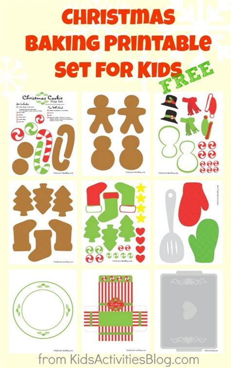 Free {Cute} Christmas Baking Printables | Free Homeschool ...