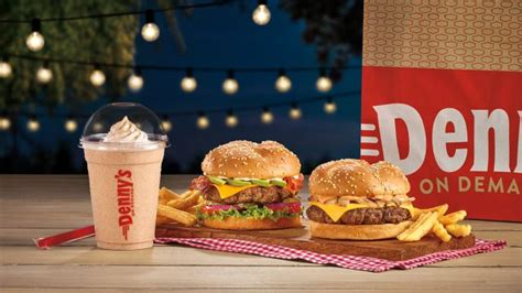 Free Delivery at Denny s Through September 9, 2018   Brand ...