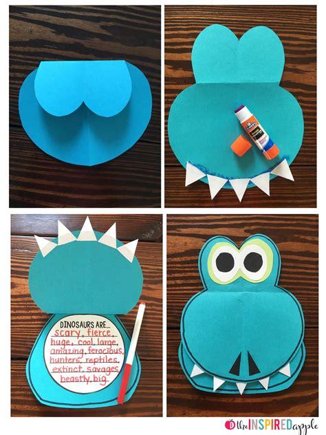 Free Dinosaur Craft | Dinosaur crafts, Preschool crafts ...