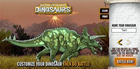 Free Dinosaur Games   DinoPit