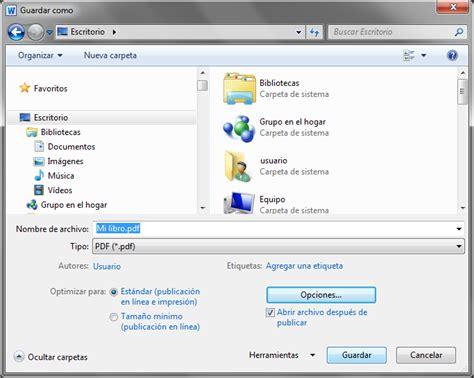 Free download Guardar Archivo De Word Como Pdf programs ...