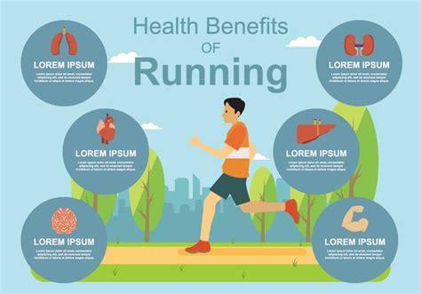 Free Health Benefit Of Jogging Illustration   Download ...