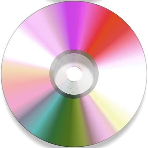 Free illustration: Cd, Disc, Colorful, About   Free Image ...