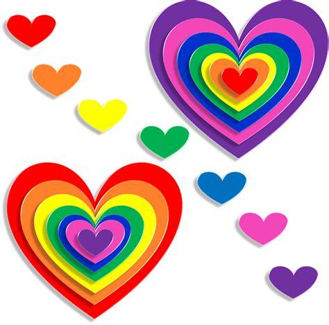 Free illustration: Hearts, Love, 3D, Valentine S Day ...