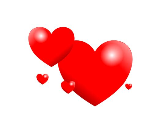 Free illustration: Hearts, Love, Valentine, Red   Free ...