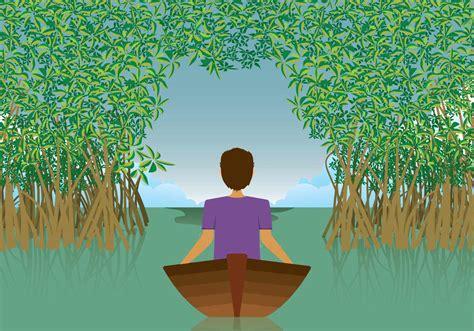 Free Mangrove Illustration   Download Free Vectors ...