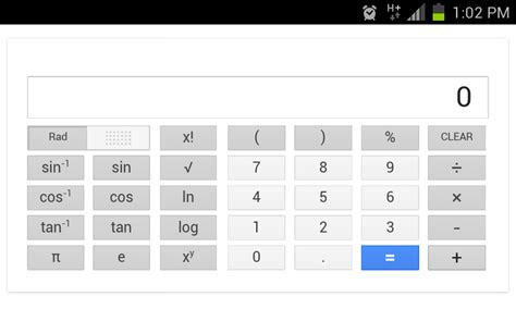 Free Online Calculator | Fast Calculator for mobile ...