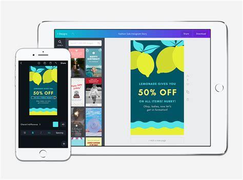 Free Online Instagram Story Maker: Create Custom Designs ...