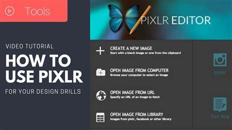 Free Online Photo Editor   Pixlr.com/editor     YouTube