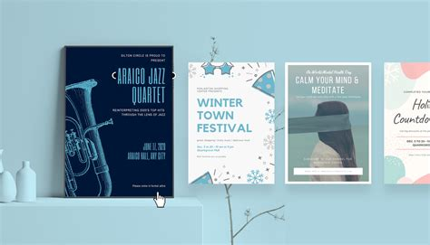 Free Online Poster Maker: Design Stunning Posters In Canva