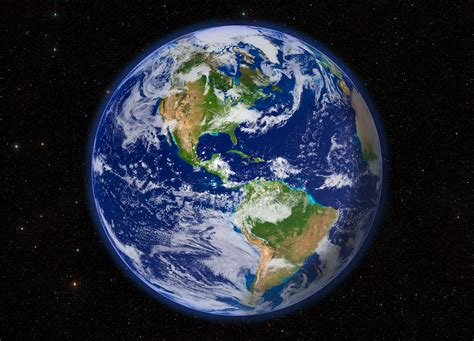Free photo: Earth From Space   Earth, Globe, Height   Free ...