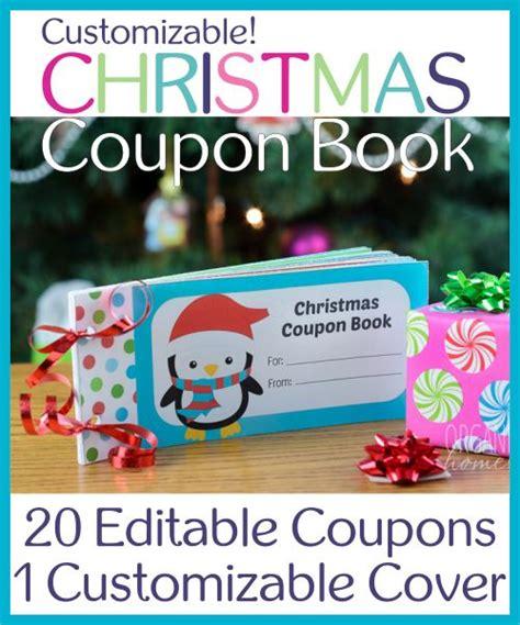 Free Printable Christmas Coupon Book for Kids | Printables ...