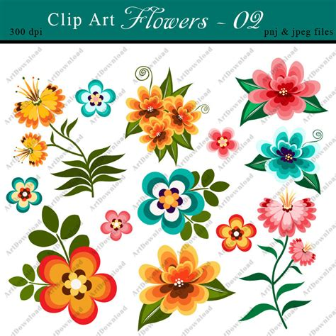 free printable flowers pictures 20 free Cliparts ...
