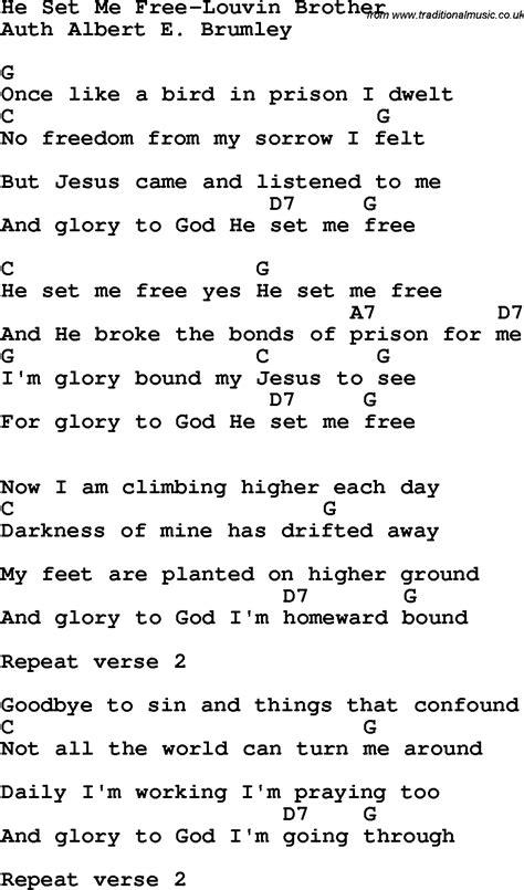 Free Printable Gospel Music Lyrics | Free Printable