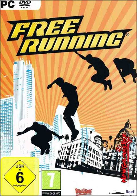 Free Running Free Download Full Version PC Game Setup