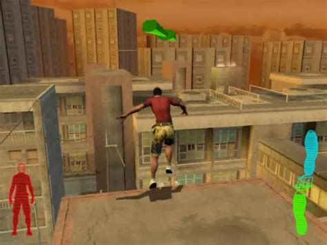 Free Running  Jogo de Le Parkour  Gameplay   YouTube